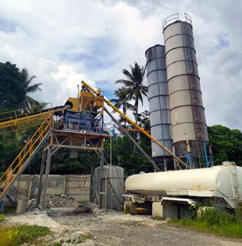 Filmix batch plant Digos City