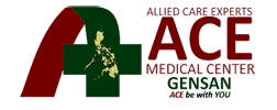 Filmix client ACE medical center logo cropped