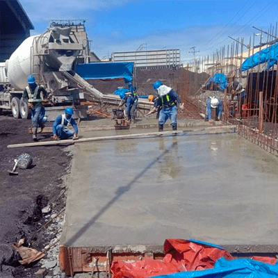 Concrete supplier in Mindanao