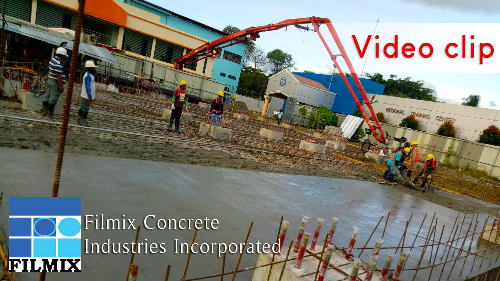 Video for DPWH Butuan construction