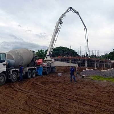 Buy ready mix cement in Digos City from Filmix
