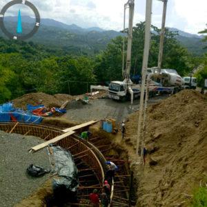 Buenavista Water District Reservoir Tank Construction