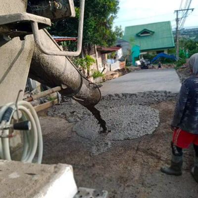 Where to order ready mix cement in Davao City?