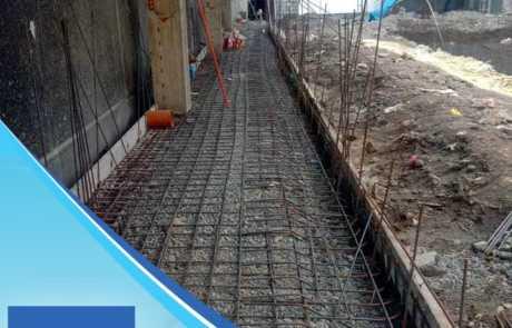 Summit Hotel Gensan using Filmix ready-mix concrete