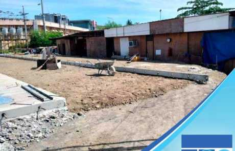 Using Filmix ready-mix concrete for Summit hotel construction in Gensan