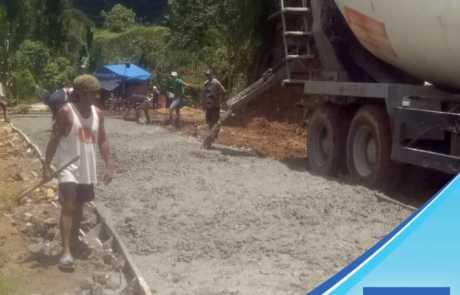Filmix Davao ready mix concrete supplier