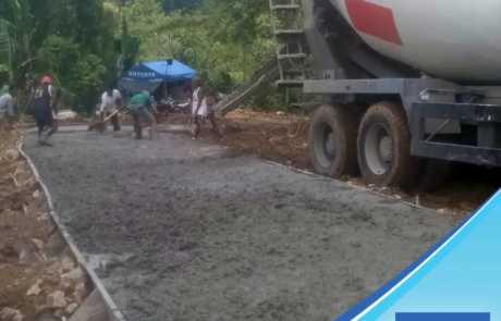 Ready mix concrete Davao supplier