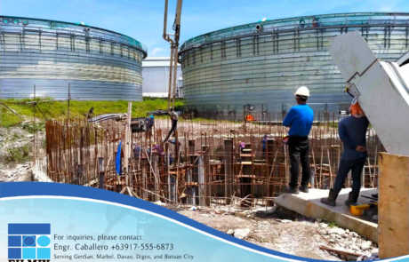 Dole Biogas constructed using Filmix rmc