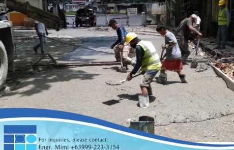 Filmix ready mix concrete Davao City seller