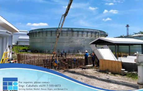 Ready-mix concrete supplier Polomolok