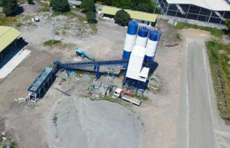 Filmix new batch plant unveiled in General Santos City