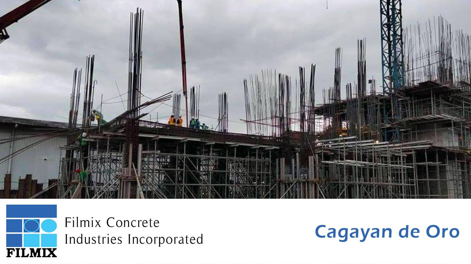 CDO ready mix concrete supplier