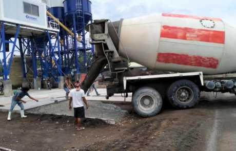 Concrete Batching Plant General Santos City 3