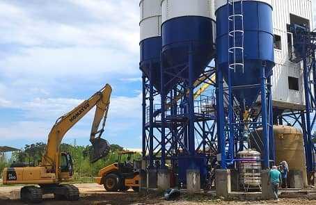 Concrete Batching Plant General Santos City
