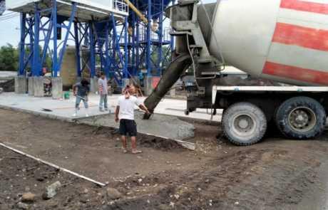 Ready Mix Concrete Batching Plant General Santos City