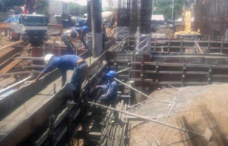 Cagayan de Oro Ready Mix Concrete Pouring Update 1