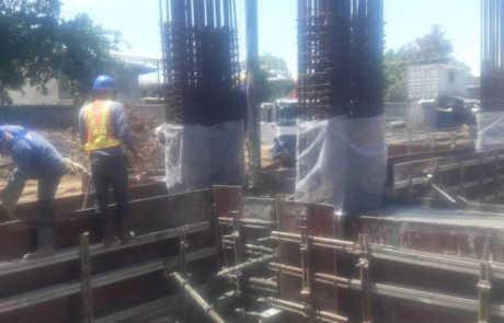 Cagayan de Oro Ready Mix Concrete Pouring Update 3
