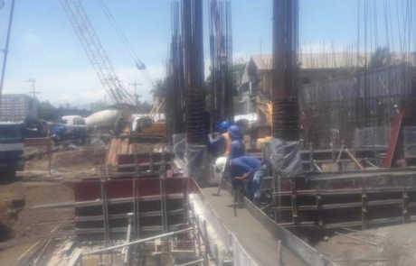 Cagayan de Oro Ready Mix Concrete Pouring Update 4