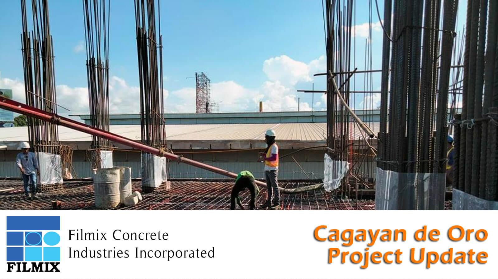 Cagayan de Oro Ready Mix Concrete Condo Pouring Update