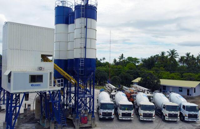 Filmix Concrete Batch Plant General Santos City