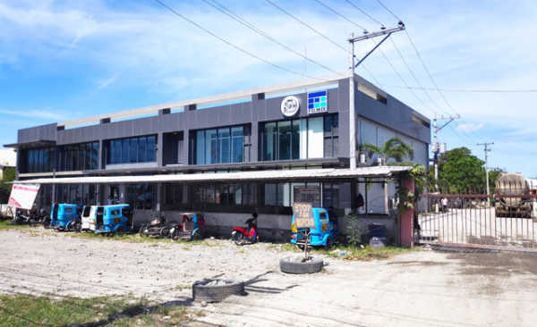 Filmix Concrete Industries Incororated Main Office at General Santos City