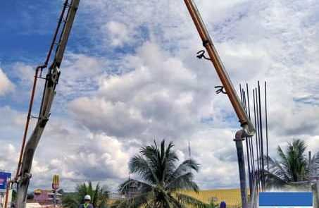 Davao Lane Residences pouring update 5