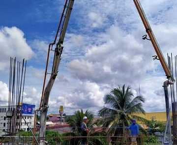 Davao Lane Residences pouring update 7