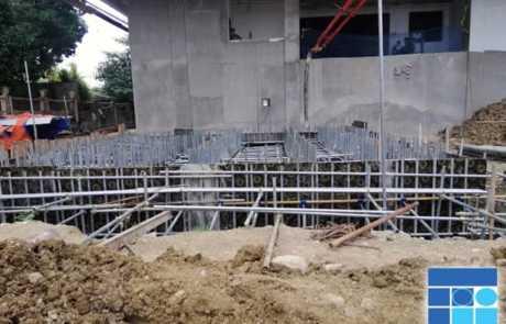 ready mix concrete pouring ace medical butuan city 3