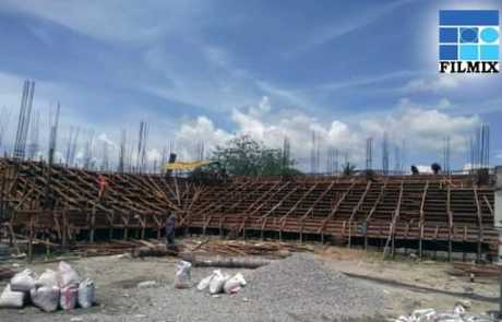 Gymnasium construction Koronadal City