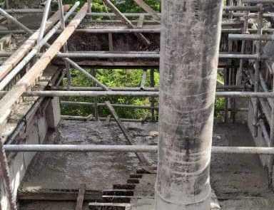 Ready mix concrete Davao Pouring for USEP