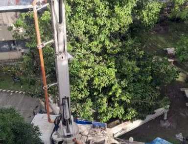Ready mix concrete Davao Pouring for USEP 2