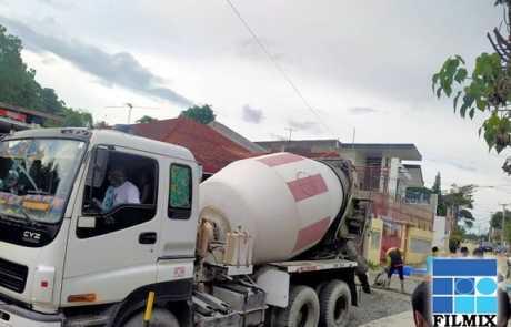 Marfori Road roadwork project 2