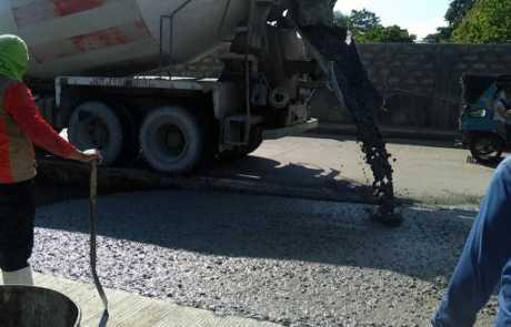 Roadwork project at Libby Road, Puan 3