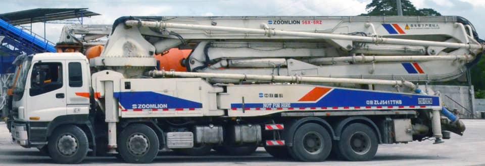 Filmix Concrete Pump Truck (Pumpcrete)