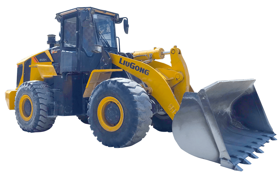 Wheel loader from JY Enterprises Inc