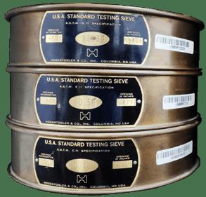 Filmix Standard Testing Sieves
